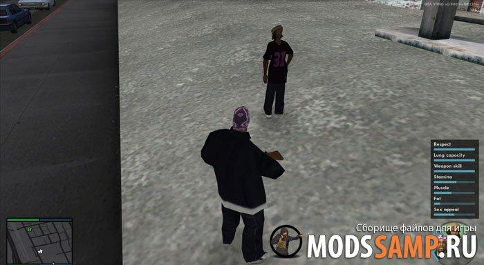 HUD GTA 5