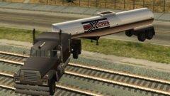 Код на Tanker Truck из GTA San Andreas