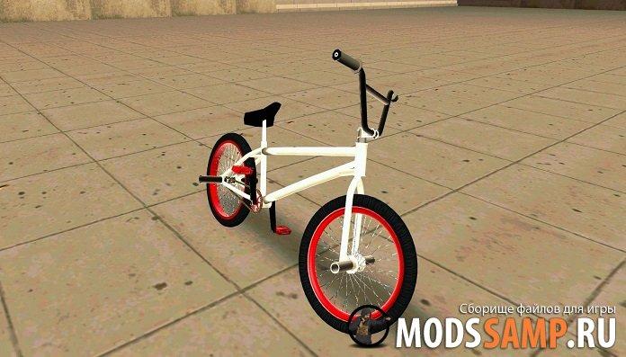 Новый BMX для GTA:SA