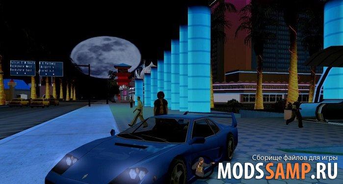 Мод ENB CUDA 2014 на слабый ПК для GTA:SA