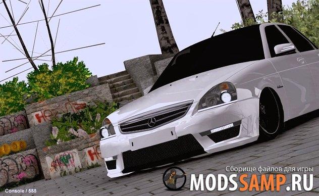 Лада Приора АМГ для GTA:SA