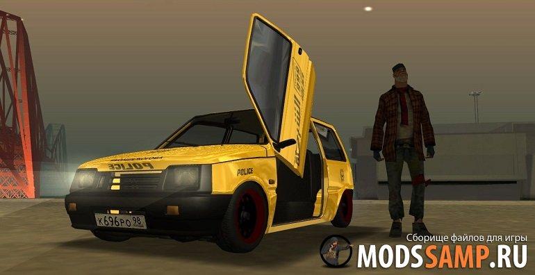 Оказия (ВАЗ 1111) для GTA:SA