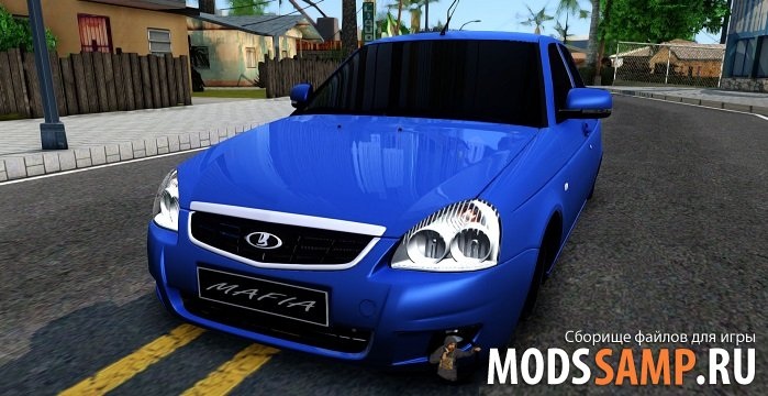 ВАЗ 2107 (Приора) для GTA:SA