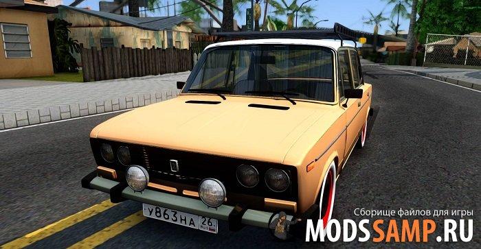 ВАЗ 2106 для GTA:SA