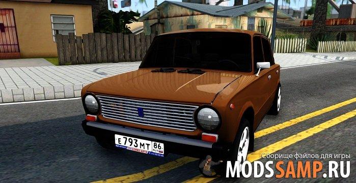 ВАЗ 2101 для GTA:SA