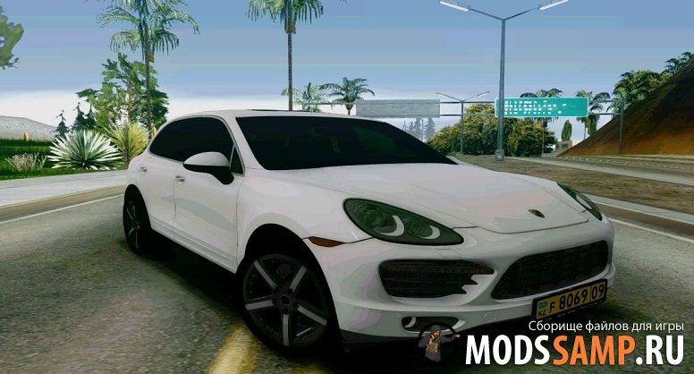 Porsche Cayenne для GTA:SA