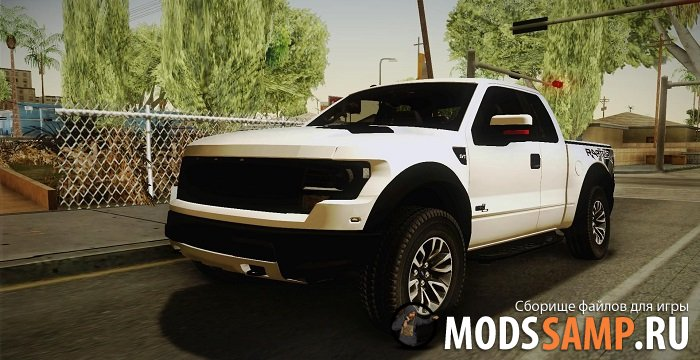 Ford F-150 SVT Raptor 2014 для GTA:SA