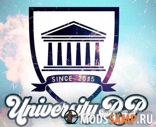 Готовый сервер University RP
