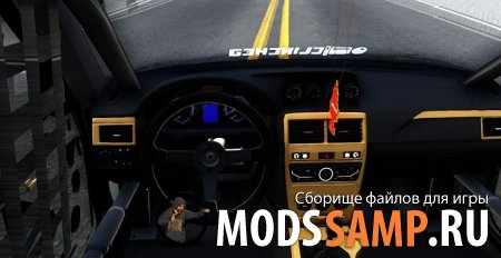 ВАЗ 2170 (Приора) Time Attack для GTA:SA