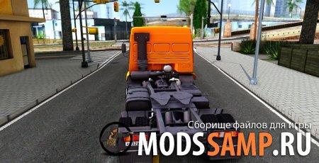 КамАЗ 5460 v2 для GTA:SA