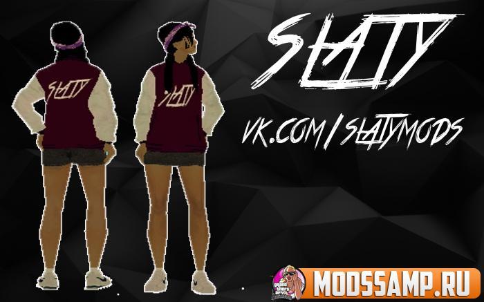 Скин gangrl3 от Slaty