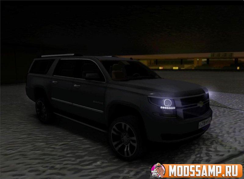 Chevrolet Suburban 2015 для GTA:SA