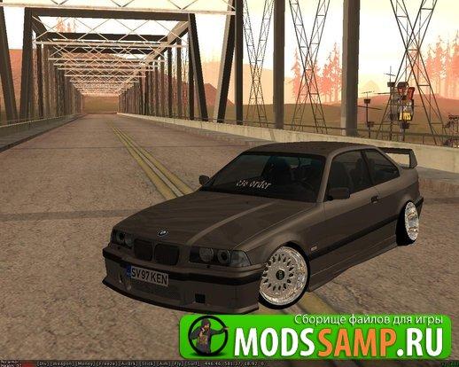 BMW E36 от iPhone для GTA:SA