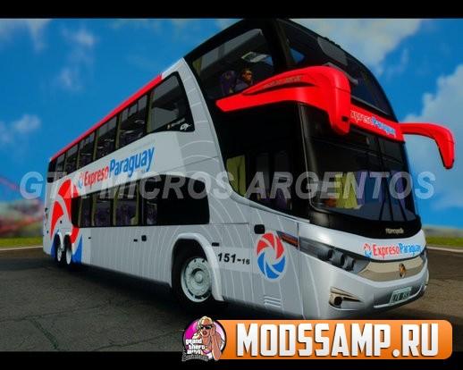 Шикарный Автобус для GTA:SA