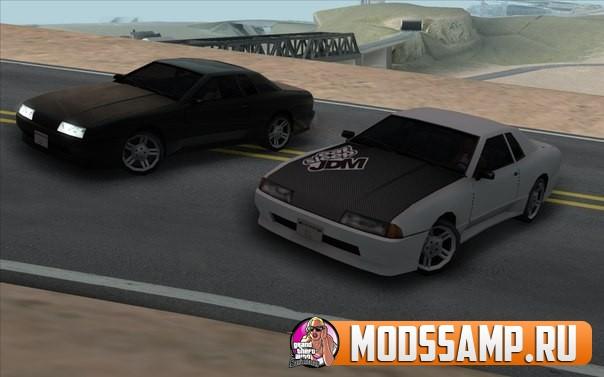 Elegy JDM Drift для GTA:SA