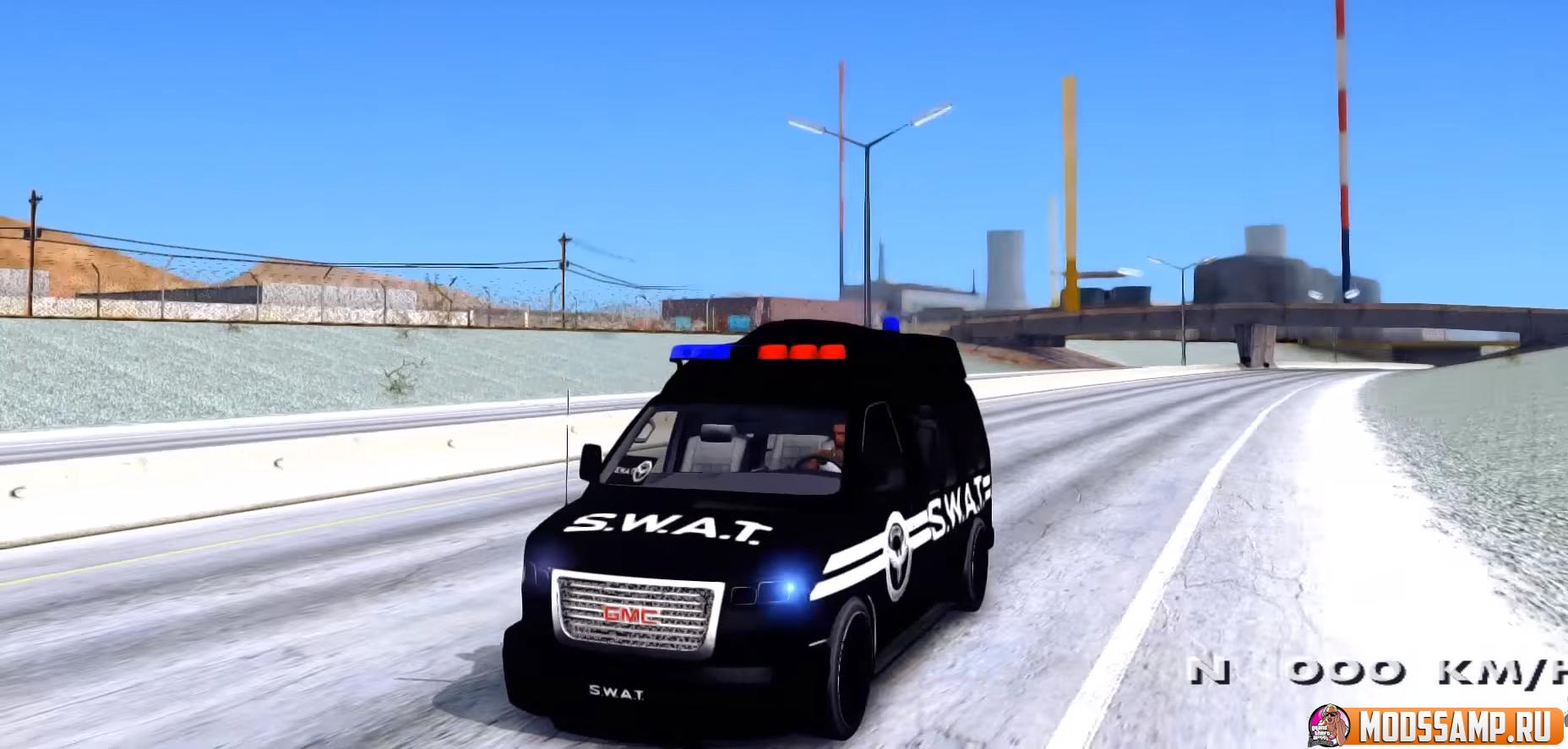 Police Enfocer для GTA:SA