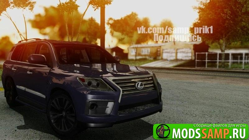 Lexus для GTA:SA
