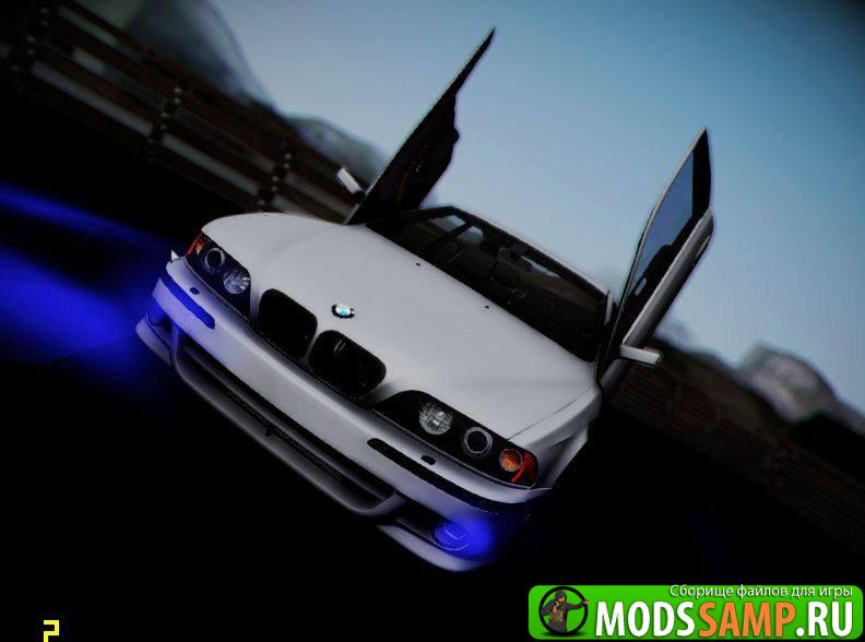 BMW 530 by Borsuk3553 для GTA:SA