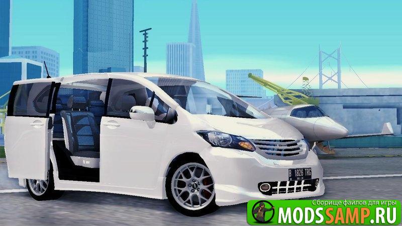2014 Honda Freed для GTA:SA