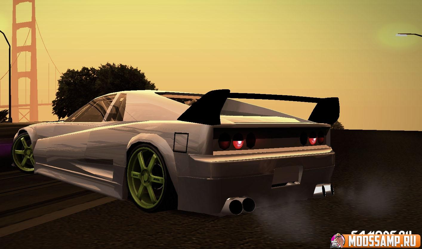Модифицированный Cheetah от Str1keZ для GTA:SA