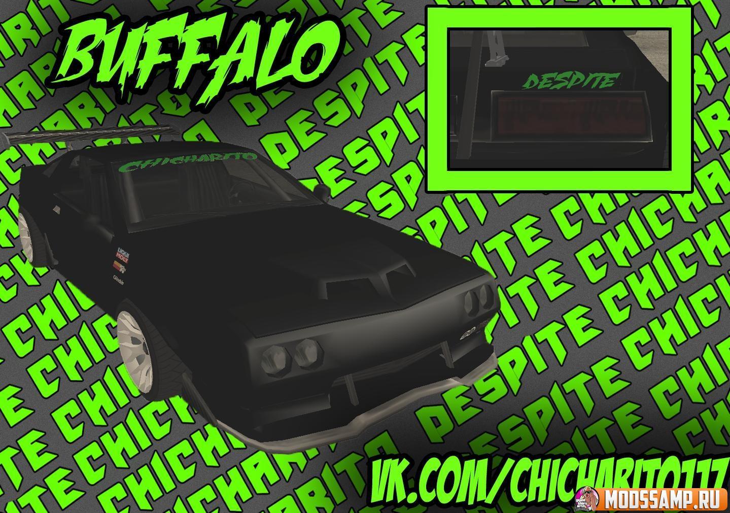 Buffalo от Chicharito Despite для GTA:SA