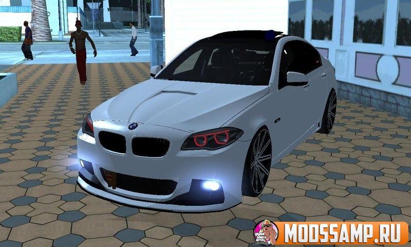 BMW M5 F10 для GTA:SA