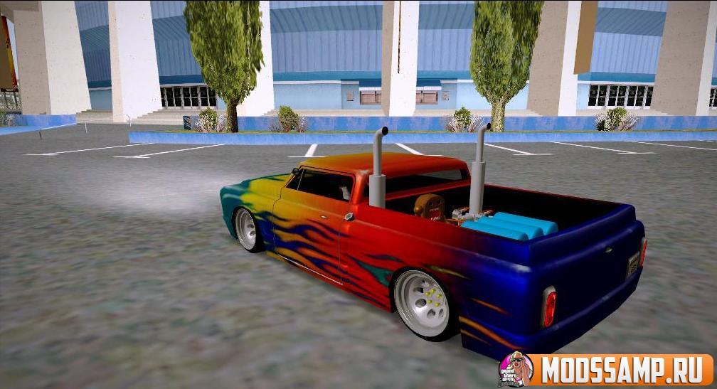 Новый Slamwan для GTA:SA