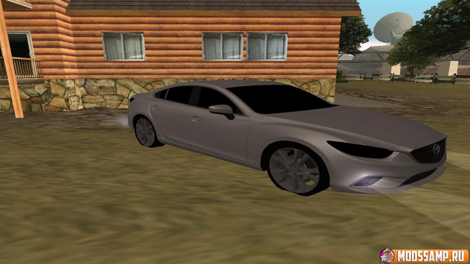 MAZDA 6 2013 для GTA:SA