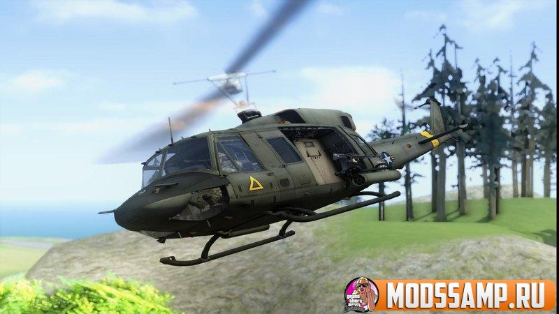 Bell UH-1N для GTA:SA
