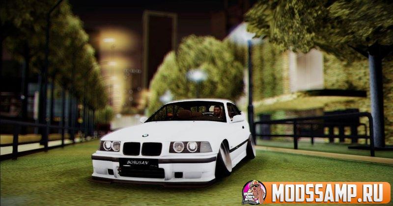 BMW M3 E36 Camber King для GTA:SA