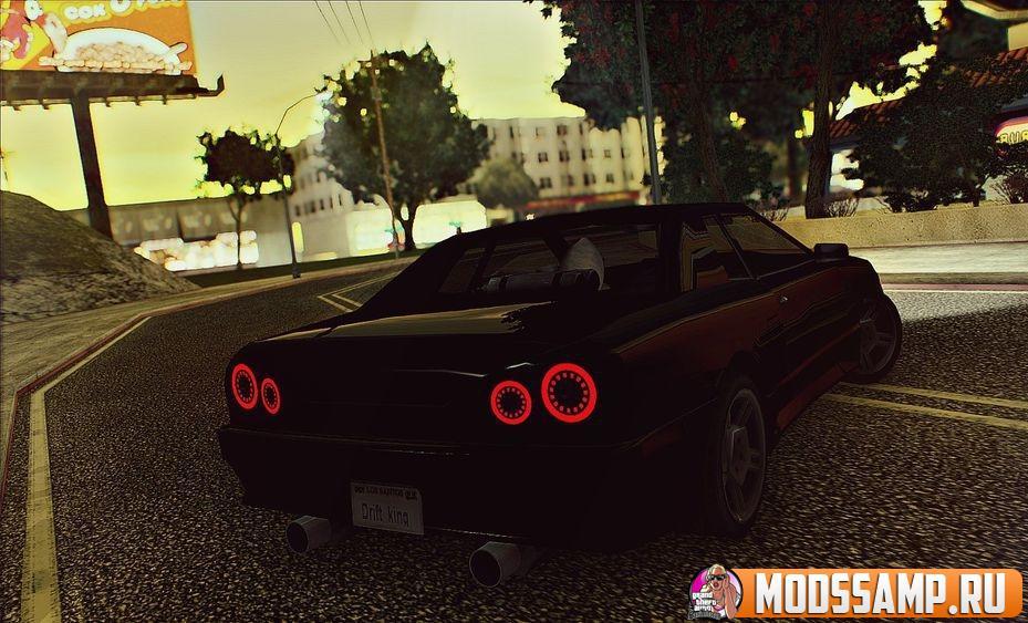 Новый автомобиль Элегия для GTA:SA