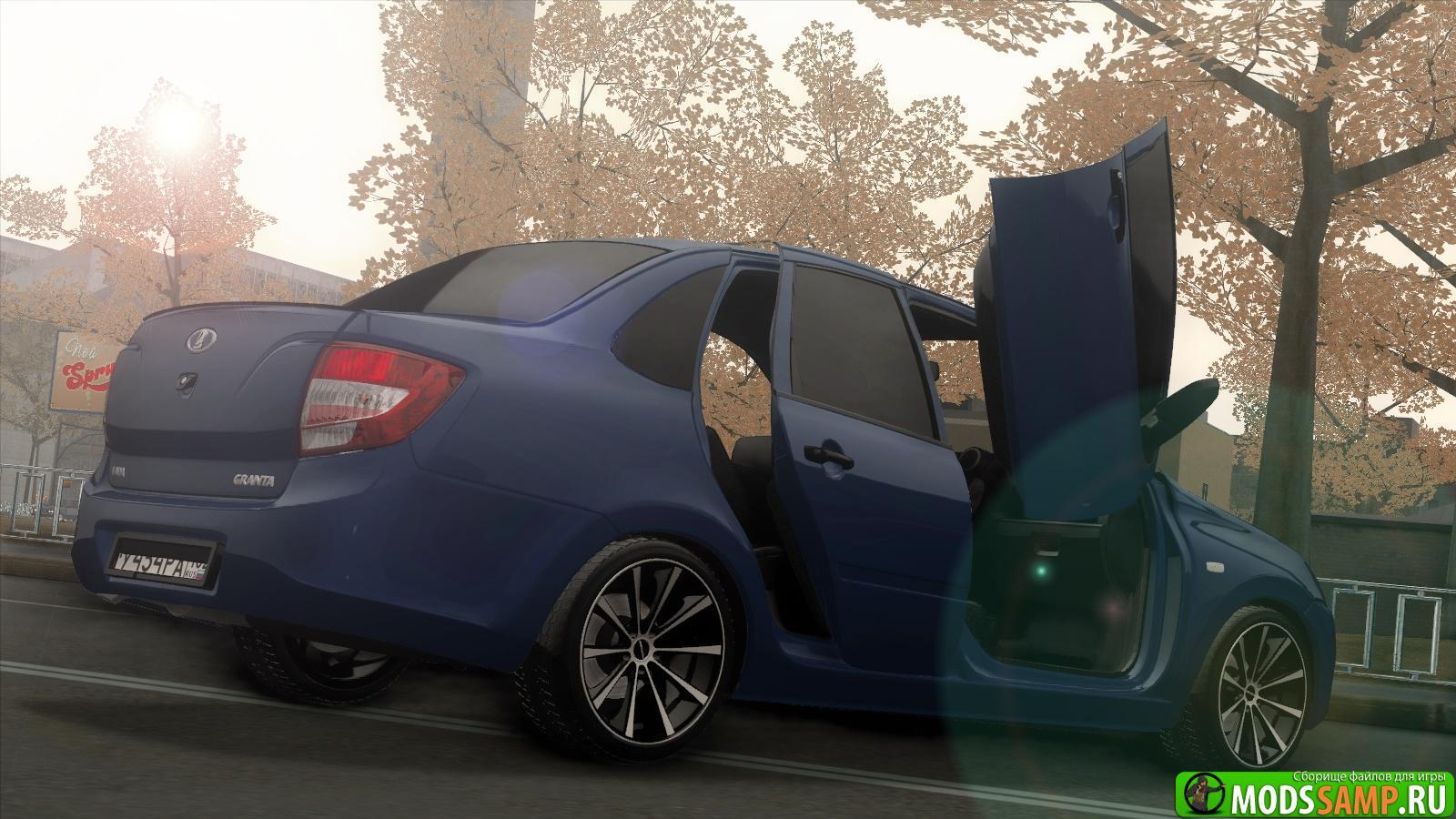 Lada Granta Sedan для GTA:SA