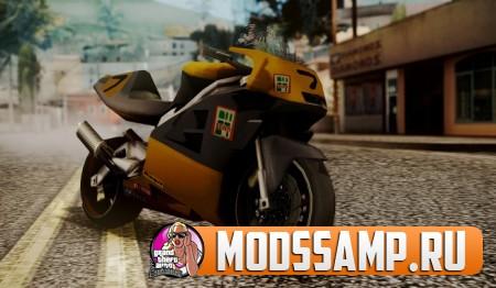 Чит-коды на ГТА Сан Андреас на мотоциклы