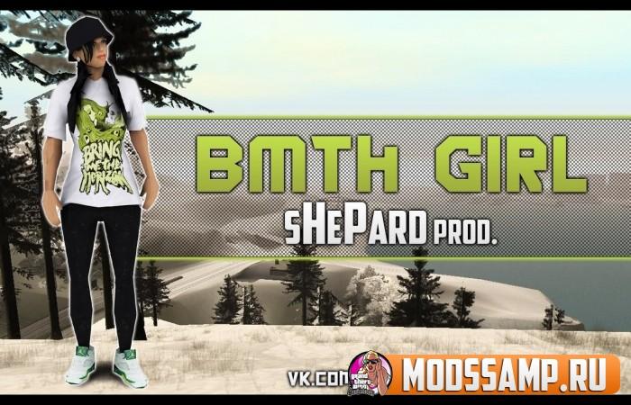 Скин BMTH Girl от sHePard