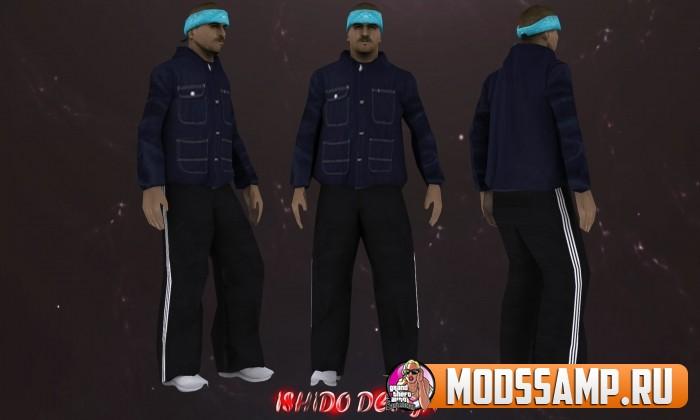Скин Vla1 от I$HIDO DE$IGN