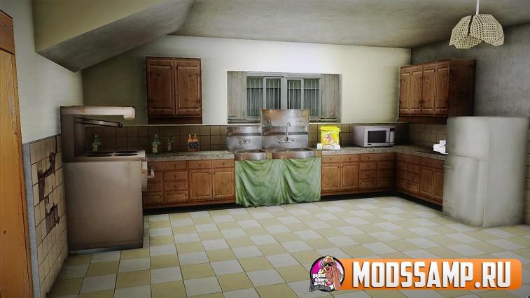 Реалистичный дом CJ (CJ House Remastered HD)