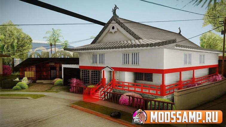Японский дом CJ