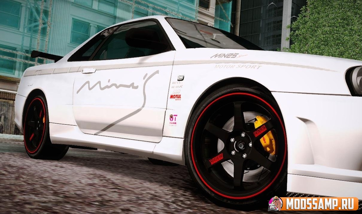 Пак дисков от FM3 (FM3 Wheels Pack)