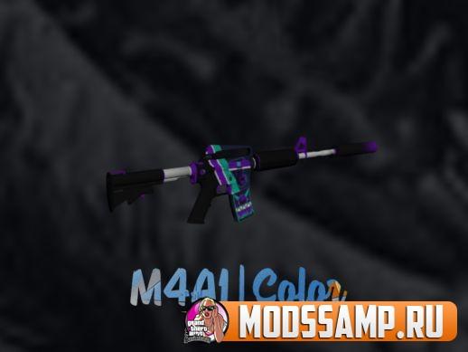 M4A1 Color
