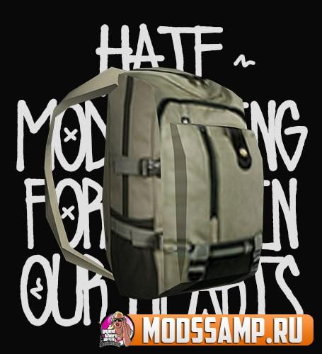 Модель рюкзака от HATE