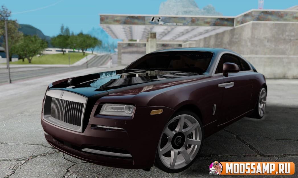 Rolls-Royce Wraith 2014 для GTA:SA