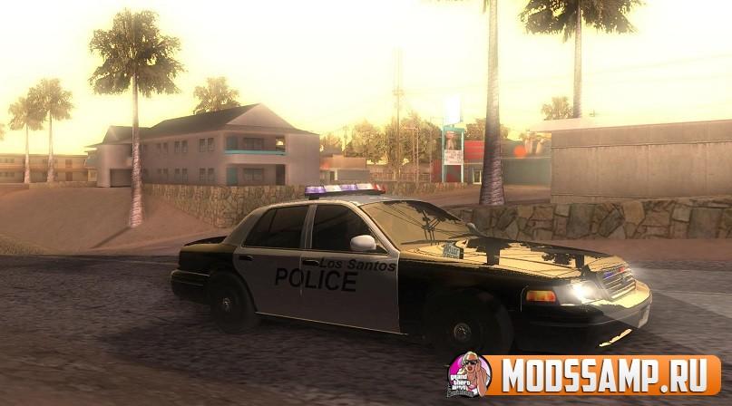 ENB GTA 5 для GTA San Andreas