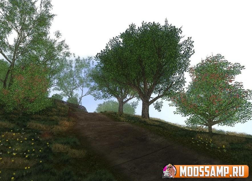 Project Oblivion 2010 HQ (Реалистичная растительность)