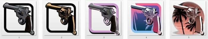 Простой Револьвер