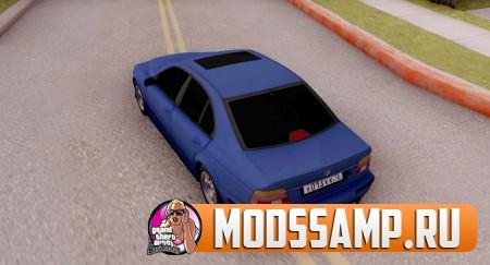 BMW M5 E39 для GTA:SA