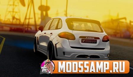 Porsche Cayenne Hamann Guardian Evo для GTA:SA