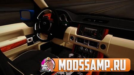 Range Rover 2008 Понторезка (AcademeG) для GTA:SA