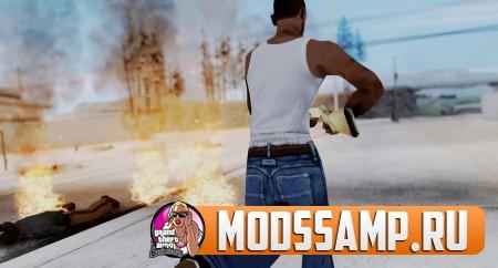 Эффекты как в GTA 5 для GTA San Andreas