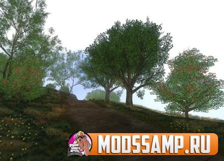 Project Oblivion 2010 (Новая растительность) для слабых ПК