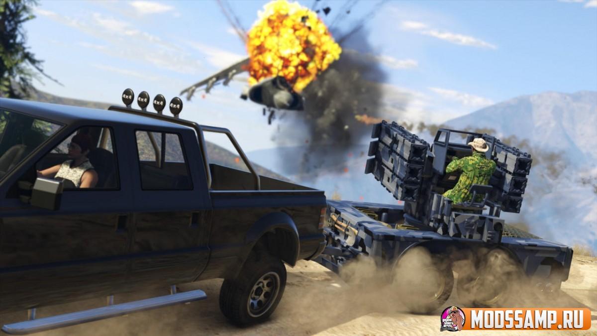 Обновление «Торговля оружием» GTA Online: бункер и передвижные центры